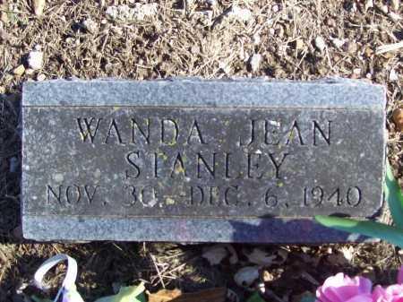 STANLEY, WANDA JEAN - Benton County, Arkansas   WANDA JEAN STANLEY - Arkansas Gravestone Photos