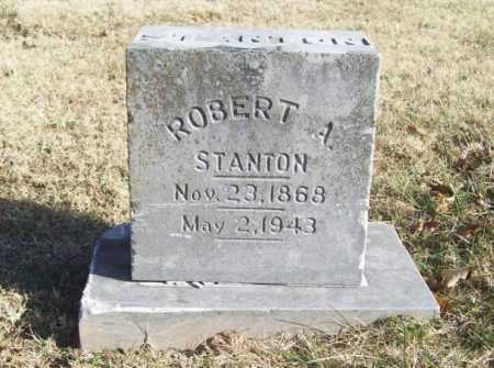 STANTON, ROBERT A. - Benton County, Arkansas | ROBERT A. STANTON - Arkansas Gravestone Photos