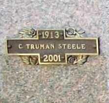 STEELE, CLELLIE TRUMAN - Benton County, Arkansas | CLELLIE TRUMAN STEELE - Arkansas Gravestone Photos
