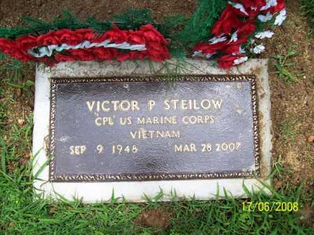 STEILOW (VETERAN VIET), VICTOR PAUL - Benton County, Arkansas | VICTOR PAUL STEILOW (VETERAN VIET) - Arkansas Gravestone Photos