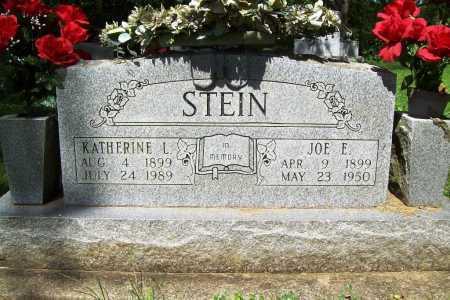 STEIN, JOE E. - Benton County, Arkansas | JOE E. STEIN - Arkansas Gravestone Photos