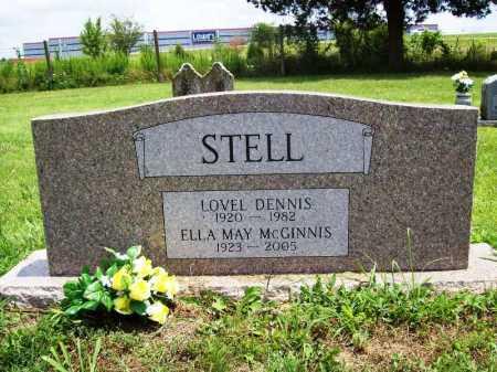 STELL, LOVEL DENNIS - Benton County, Arkansas | LOVEL DENNIS STELL - Arkansas Gravestone Photos
