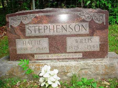 STEPHENSON, HATTIE - Benton County, Arkansas | HATTIE STEPHENSON - Arkansas Gravestone Photos