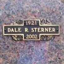 STERNER (VETERAN WWII), DALE R - Benton County, Arkansas   DALE R STERNER (VETERAN WWII) - Arkansas Gravestone Photos