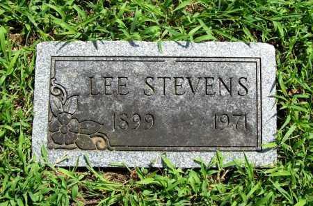 STEVENS, LEE - Benton County, Arkansas | LEE STEVENS - Arkansas Gravestone Photos