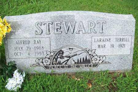 STEWART, ALFRED RAY - Benton County, Arkansas | ALFRED RAY STEWART - Arkansas Gravestone Photos