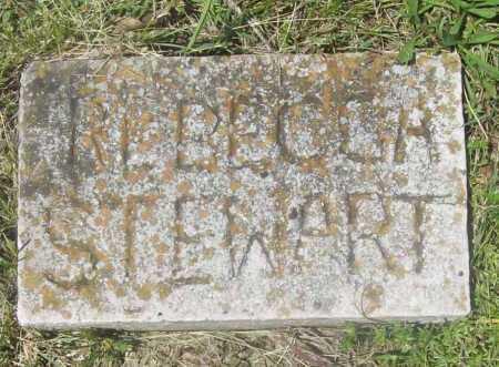 STEWART, REBECCA - Benton County, Arkansas | REBECCA STEWART - Arkansas Gravestone Photos