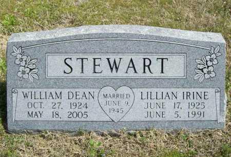 STEWART, WILLIAM DEAN - Benton County, Arkansas | WILLIAM DEAN STEWART - Arkansas Gravestone Photos