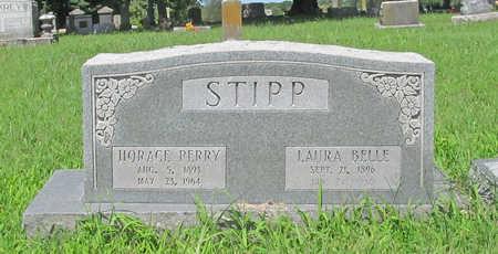 SCHELL STIPP, LAURA BELLE - Benton County, Arkansas | LAURA BELLE SCHELL STIPP - Arkansas Gravestone Photos