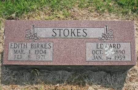 STOKES, EDITH - Benton County, Arkansas | EDITH STOKES - Arkansas Gravestone Photos