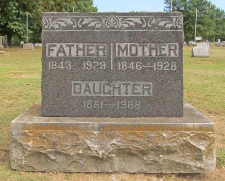 STOKES, DAUGHTER - Benton County, Arkansas | DAUGHTER STOKES - Arkansas Gravestone Photos