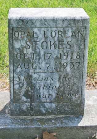 STOKES, OPAL LOREAN - Benton County, Arkansas | OPAL LOREAN STOKES - Arkansas Gravestone Photos