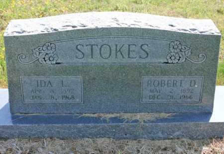 STOKES, IDA L. - Benton County, Arkansas | IDA L. STOKES - Arkansas Gravestone Photos