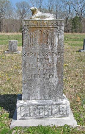 STOKES, SARAH C - Benton County, Arkansas | SARAH C STOKES - Arkansas Gravestone Photos