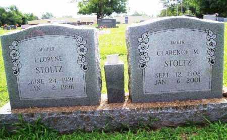 STOLTZ, CLARENCE M. - Benton County, Arkansas | CLARENCE M. STOLTZ - Arkansas Gravestone Photos