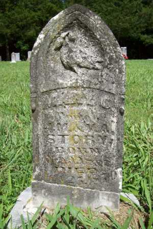 STORY, MARY C. - Benton County, Arkansas | MARY C. STORY - Arkansas Gravestone Photos
