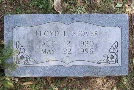 STOVER, LLOYD LEEVANDER - Benton County, Arkansas | LLOYD LEEVANDER STOVER - Arkansas Gravestone Photos