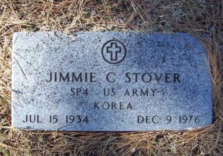 STOVER (VETERAN KOR), JIMMIE CLYDE - Benton County, Arkansas   JIMMIE CLYDE STOVER (VETERAN KOR) - Arkansas Gravestone Photos