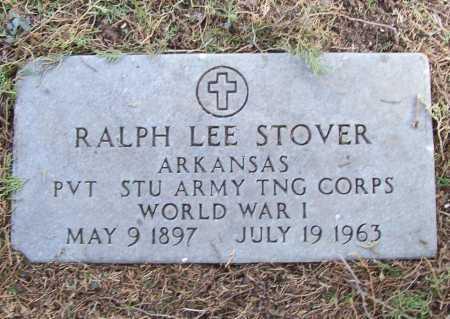 STOVER (VETERAN WWI), RALPH LEE - Benton County, Arkansas | RALPH LEE STOVER (VETERAN WWI) - Arkansas Gravestone Photos