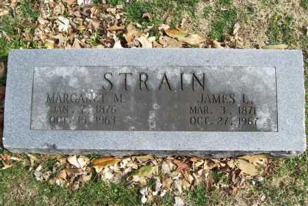 STRAIN, MARGARET M. - Benton County, Arkansas | MARGARET M. STRAIN - Arkansas Gravestone Photos