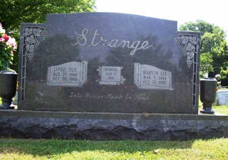 NEIL STRANGE, LINDA SUE - Benton County, Arkansas | LINDA SUE NEIL STRANGE - Arkansas Gravestone Photos