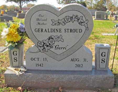 "JONES, GERALDINE ""GERRI"" - Benton County, Arkansas   GERALDINE ""GERRI"" JONES - Arkansas Gravestone Photos"