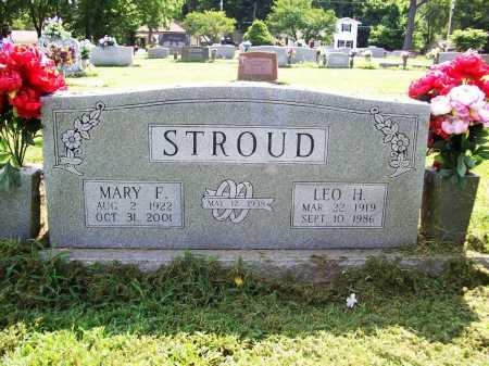 STROUD, MARY F. - Benton County, Arkansas | MARY F. STROUD - Arkansas Gravestone Photos