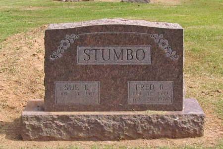 STUMBO, FRED R - Benton County, Arkansas | FRED R STUMBO - Arkansas Gravestone Photos