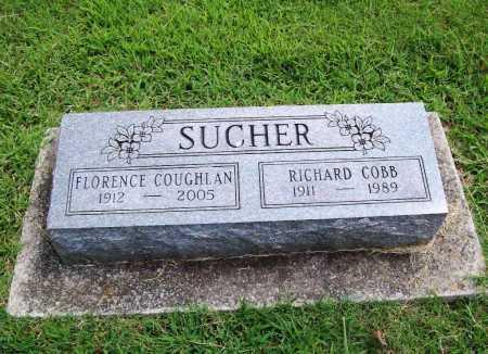 COUGHLAN SUCHER, FLORENCE - Benton County, Arkansas | FLORENCE COUGHLAN SUCHER - Arkansas Gravestone Photos