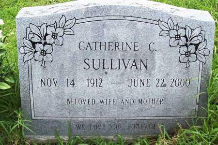 SULLIVAN, CATHERINE C. - Benton County, Arkansas   CATHERINE C. SULLIVAN - Arkansas Gravestone Photos