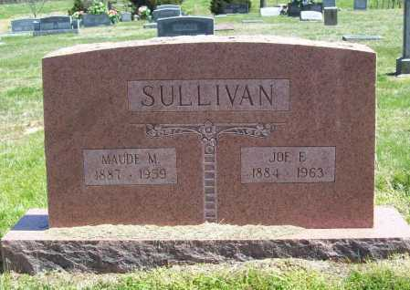 SULLIVAN, MAUDE M. - Benton County, Arkansas | MAUDE M. SULLIVAN - Arkansas Gravestone Photos