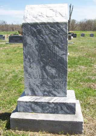 SULLIVAN, MACK COY - Benton County, Arkansas | MACK COY SULLIVAN - Arkansas Gravestone Photos