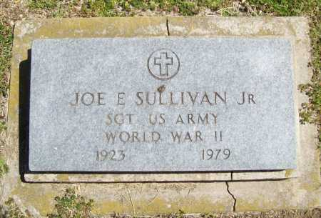 SULLIVAN (VETERAN WWII), JOE E JR - Benton County, Arkansas | JOE E JR SULLIVAN (VETERAN WWII) - Arkansas Gravestone Photos