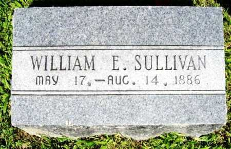 SULLIVAN, WILLIAM E. (2) - Benton County, Arkansas | WILLIAM E. (2) SULLIVAN - Arkansas Gravestone Photos