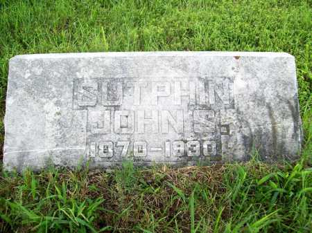SUTPHIN, JOHN S. - Benton County, Arkansas | JOHN S. SUTPHIN - Arkansas Gravestone Photos