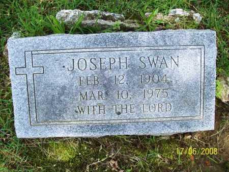 SWAN, JOSEPH - Benton County, Arkansas   JOSEPH SWAN - Arkansas Gravestone Photos