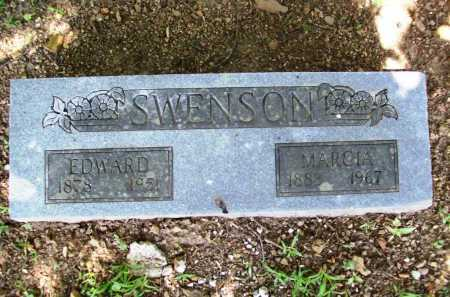 SWENSON, EDWARD - Benton County, Arkansas | EDWARD SWENSON - Arkansas Gravestone Photos