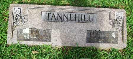 TANNEHILL, LOUISA A. - Benton County, Arkansas   LOUISA A. TANNEHILL - Arkansas Gravestone Photos