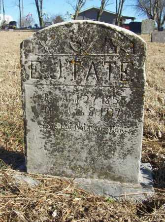TATE, EDWARD JACK - Benton County, Arkansas | EDWARD JACK TATE - Arkansas Gravestone Photos