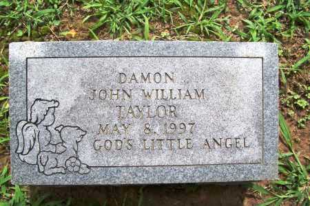 TAYLOR, DAMON JOHN WILLIAM - Benton County, Arkansas | DAMON JOHN WILLIAM TAYLOR - Arkansas Gravestone Photos