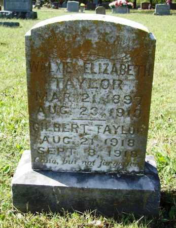 TAYLOR, WALXIE ELIZABETH - Benton County, Arkansas | WALXIE ELIZABETH TAYLOR - Arkansas Gravestone Photos