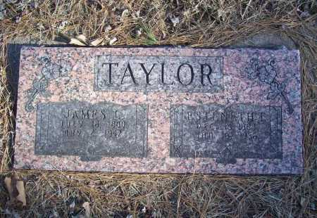 TAYLOR, JAMES L. - Benton County, Arkansas | JAMES L. TAYLOR - Arkansas Gravestone Photos