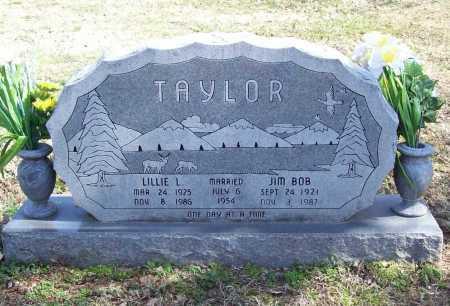 TAYLOR, JIM BOB - Benton County, Arkansas | JIM BOB TAYLOR - Arkansas Gravestone Photos