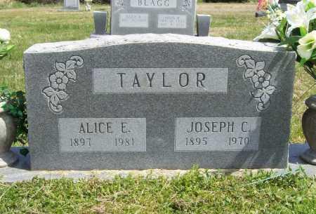 TAYLOR, JOSEPH C. - Benton County, Arkansas | JOSEPH C. TAYLOR - Arkansas Gravestone Photos