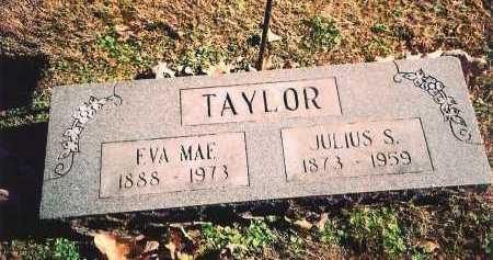 TAYLOR, EVA MAE - Benton County, Arkansas | EVA MAE TAYLOR - Arkansas Gravestone Photos