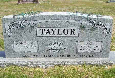 TAYLOR, LEDON RAY - Benton County, Arkansas | LEDON RAY TAYLOR - Arkansas Gravestone Photos