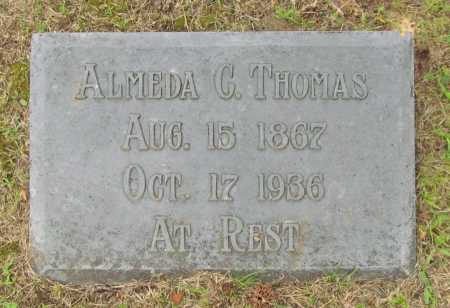 THOMAS, ALMEDA - Benton County, Arkansas | ALMEDA THOMAS - Arkansas Gravestone Photos