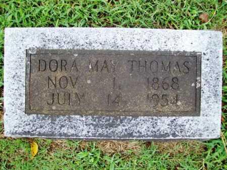 THOMAS, DORA MAY - Benton County, Arkansas   DORA MAY THOMAS - Arkansas Gravestone Photos