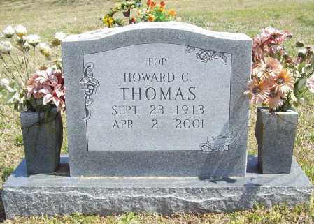THOMAS, HOWARD C. - Benton County, Arkansas | HOWARD C. THOMAS - Arkansas Gravestone Photos