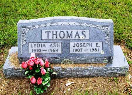 THOMAS, JOSEPH E. - Benton County, Arkansas | JOSEPH E. THOMAS - Arkansas Gravestone Photos